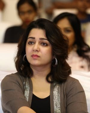 Charmy Kaur - Nishabdham Movie Pre Release Event Photos