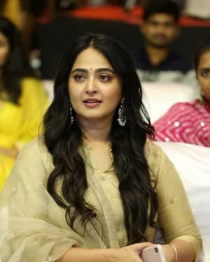 Anushka Shetty - Nishabdham Movie Pre Release Event Photos | Picture 1726167