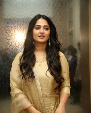 Anushka Shetty - Nishabdham Movie Pre Release Event Photos | Picture 1726122