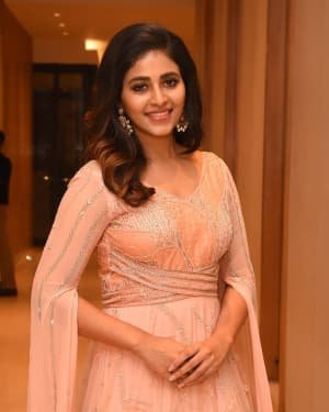Anjali (Actress) - Nishabdham Movie Pre Release Event Photos | Picture 1726223