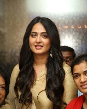 Anushka Shetty - Nishabdham Movie Pre Release Event Photos | Picture 1726113