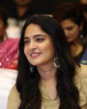 Anushka Shetty - Nishabdham Movie Pre Release Event Photos | Picture 1726144
