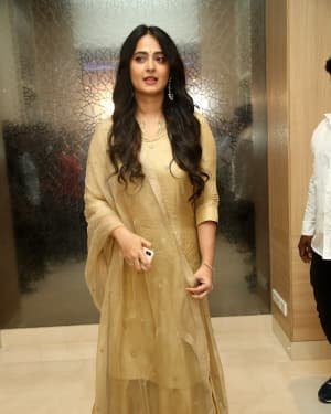 Anushka Shetty - Nishabdham Movie Pre Release Event Photos | Picture 1726115