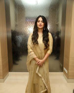 Anushka Shetty - Nishabdham Movie Pre Release Event Photos | Picture 1726119