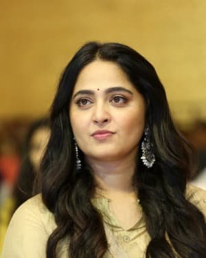 Anushka Shetty - Nishabdham Movie Pre Release Event Photos | Picture 1726173