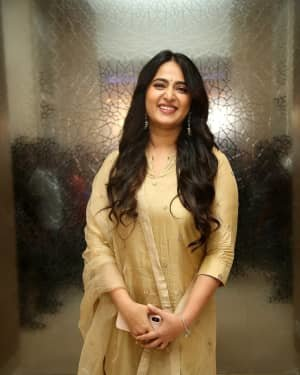 Anushka Shetty - Nishabdham Movie Pre Release Event Photos | Picture 1726117