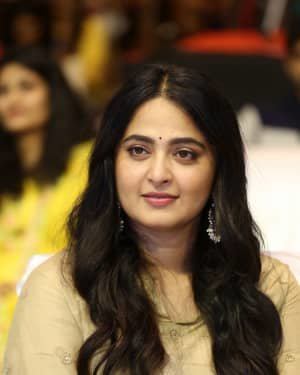 Anushka Shetty - Nishabdham Movie Pre Release Event Photos | Picture 1726210