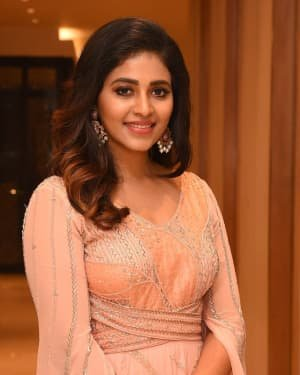 Anjali (Actress) - Nishabdham Movie Pre Release Event Photos | Picture 1726221
