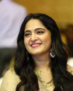 Anushka Shetty - Nishabdham Movie Pre Release Event Photos | Picture 1726186