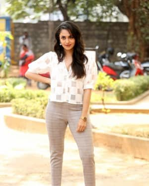 Malavika Nair - Orey Bujjiga Movie Press Meet Photos | Picture 1726267