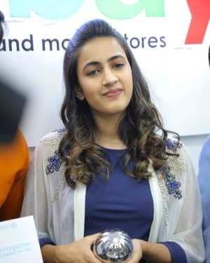 Niharika Konidela - Launch Of Cellbay 60th Store At Nallagandla Photos | Picture 1726779