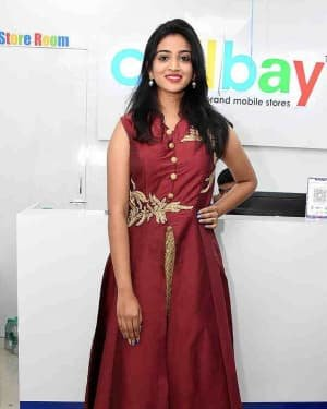 Vakshika Latha - Launch Of Cellbay 60th Store At Nallagandla Photos